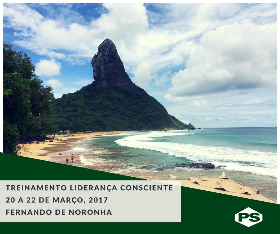 Liderança Consciente: treinamento em Fernando de Noronha