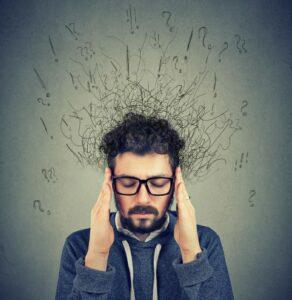 Ansiedade, Saúde Mental
