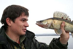 O segredo do vendedor de peixes