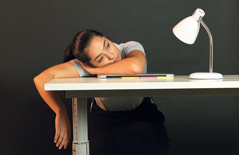 Porque ansiedade e estresse tornam você improdutivo